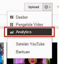 Cara Mengetahui Pendapatan Google Adsense Pada Youtube