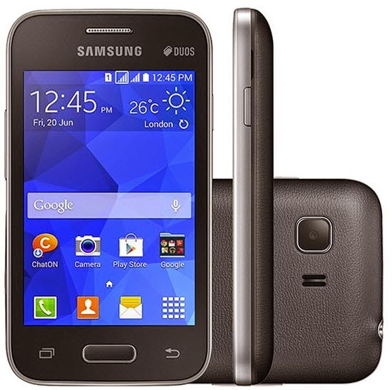 Samsung Galaxy Young 2 Duos SM-G130M