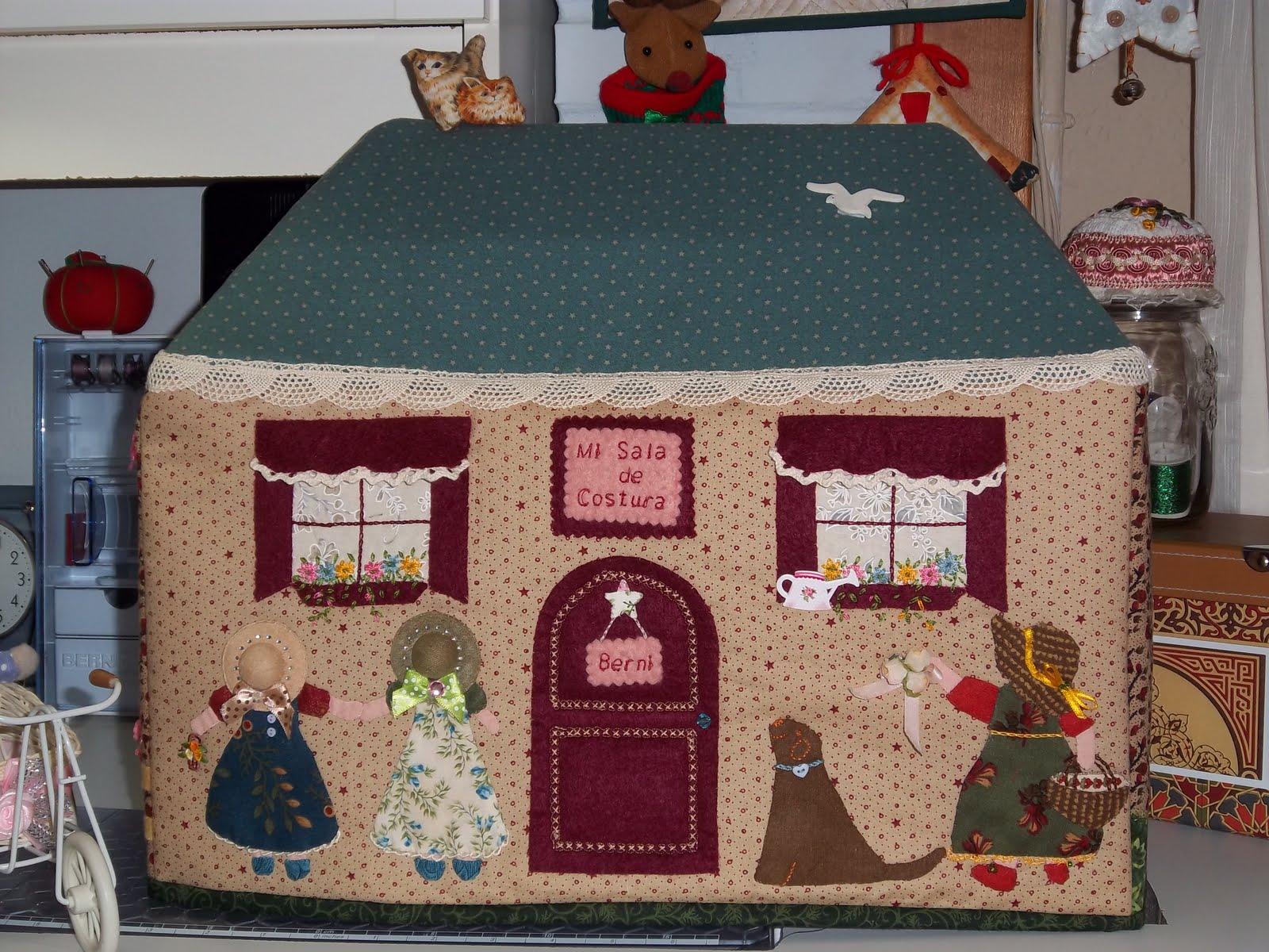 Anta o hecho a mano - Casas de patchwork ...