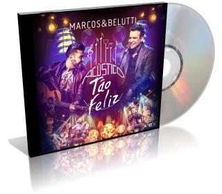 CD Marcos e Belutti – Acústico Tão Feliz (2015)