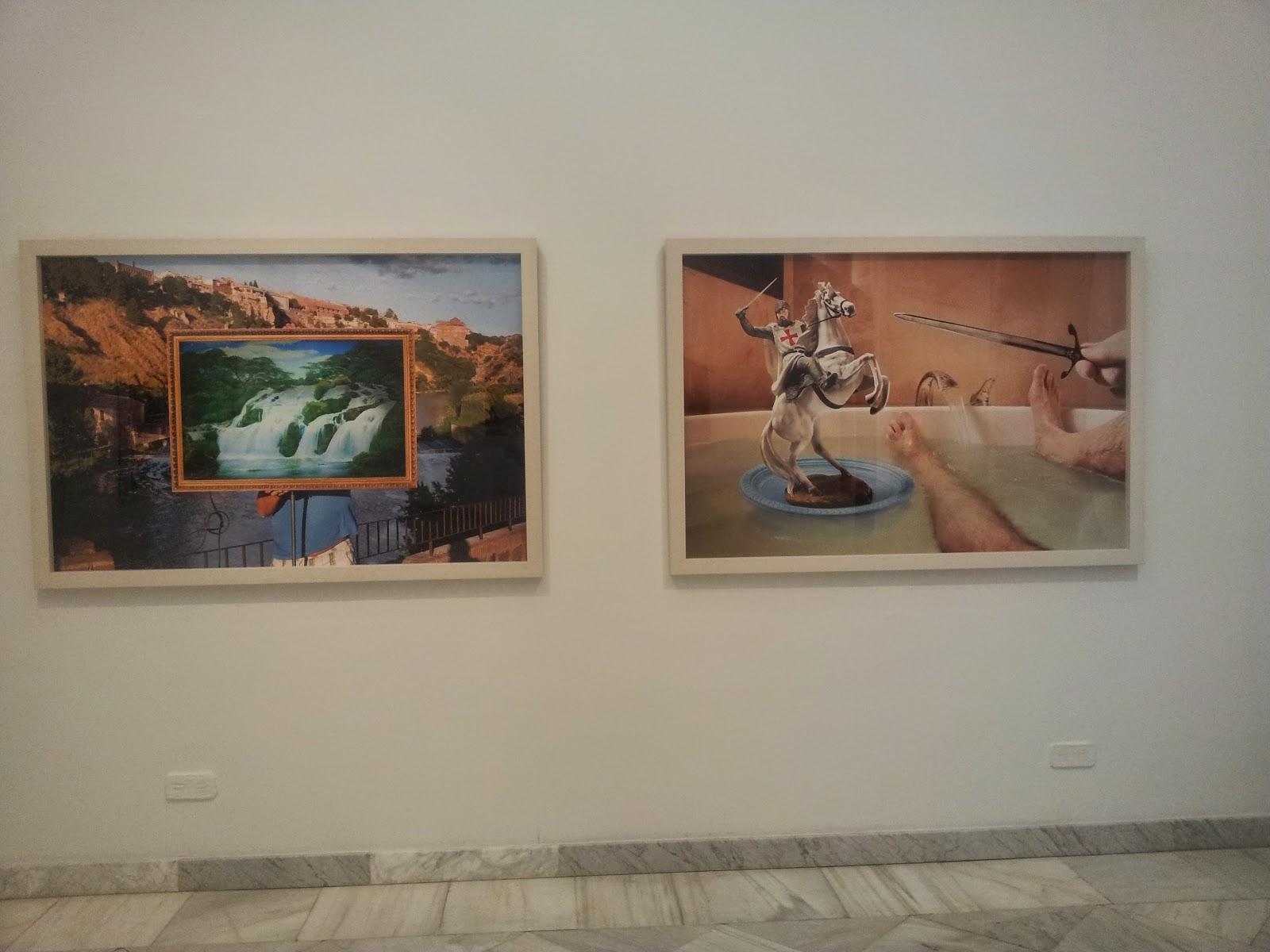 Inauguración Marcos López en Galería Fernando Pradilla - Clara ...