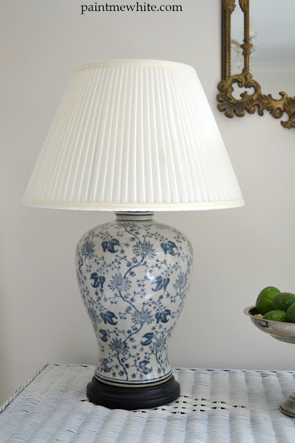 lamps are 64cm high made from porcelain and have a lovely dark timber. Black Bedroom Furniture Sets. Home Design Ideas