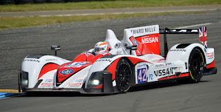 Martin Brundle Richard Mille Zytek Z11SN Nissan