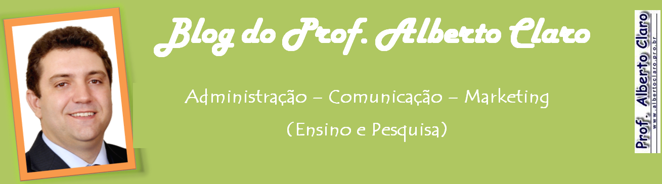 .Blog do Prof. Alberto Claro