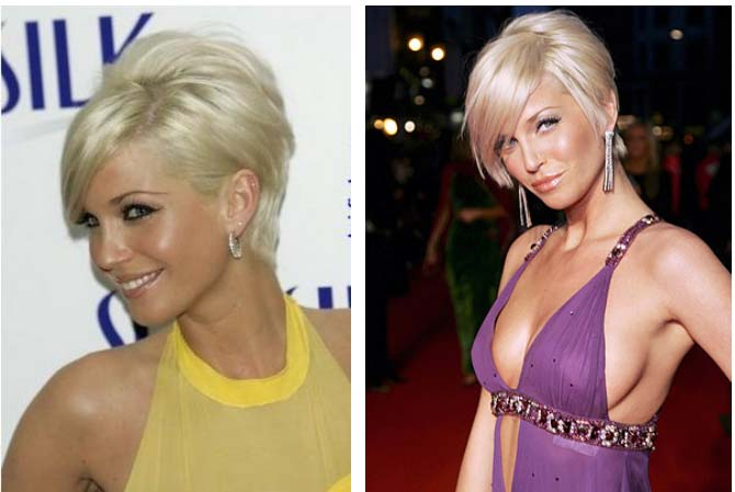 Trendy Short Hairstyles Hairstyle Haircut 2012