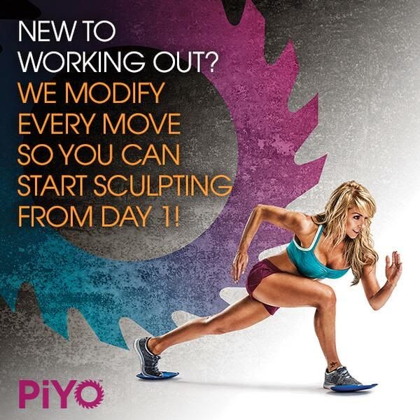 Chalene Johnson's PiYo Workout, Define Yourself, www.healthyFitFocused.com