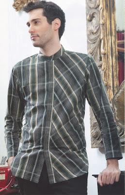 baju muslim pria modern