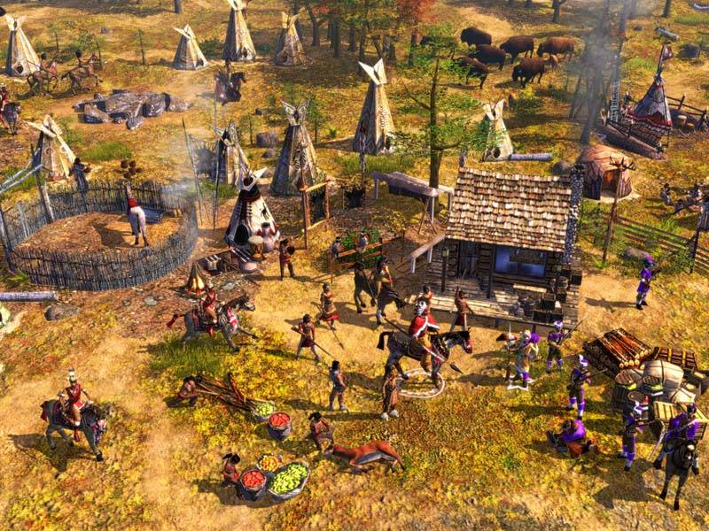 Game Fix / Crack: Age of Empires 3: The Warchiefs v1.04a ...