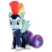 MLP Power Ponies Rainbow Dash as Zapp Brushable