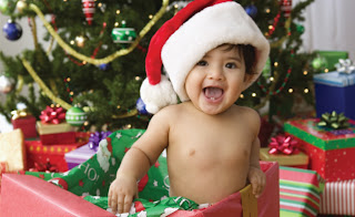 Christmas Xmas Baby cute