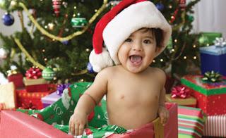 Christmas Xmas Baby cute