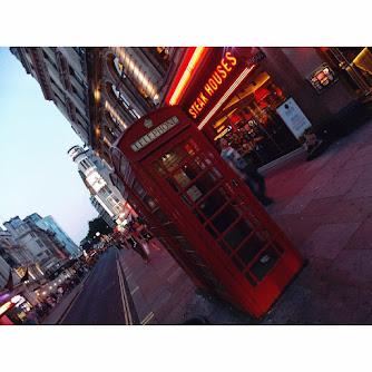 Viagem Londres