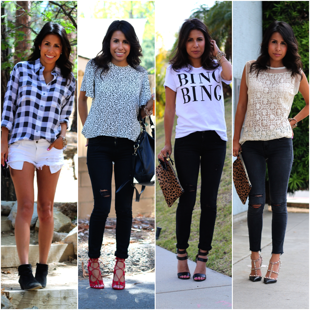 ways to wear black and white, fashion, what is fashion,