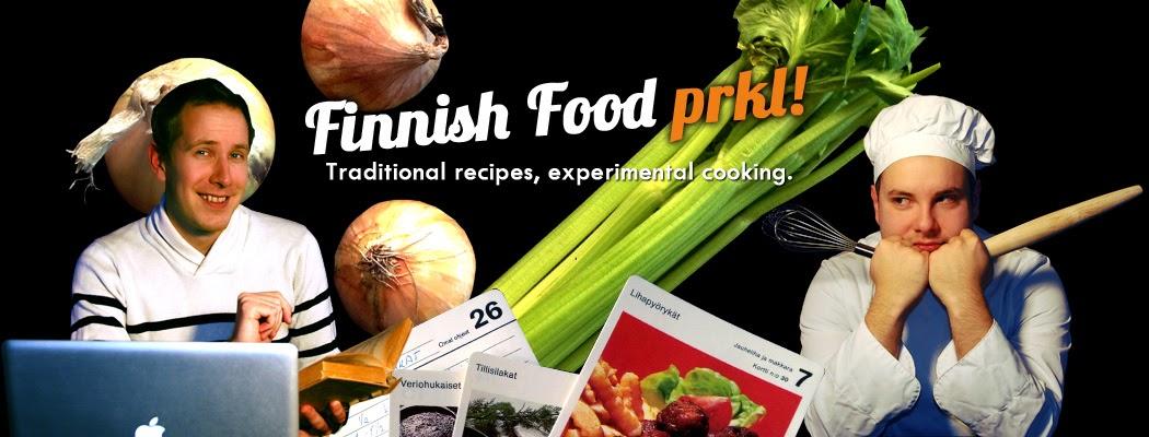 Finnish Food prkl