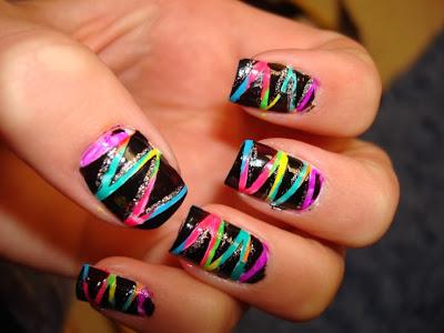 The Fall Creative Nail Designs