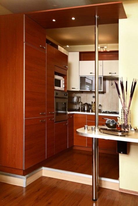 Imagenes de cocinas peque as c mo dise ar cocinas - Muebles de cocina pequena ...
