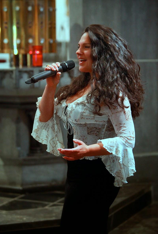 Hochzeitssängerin Sängerin Natalie Moon Köln NRW Deutschland