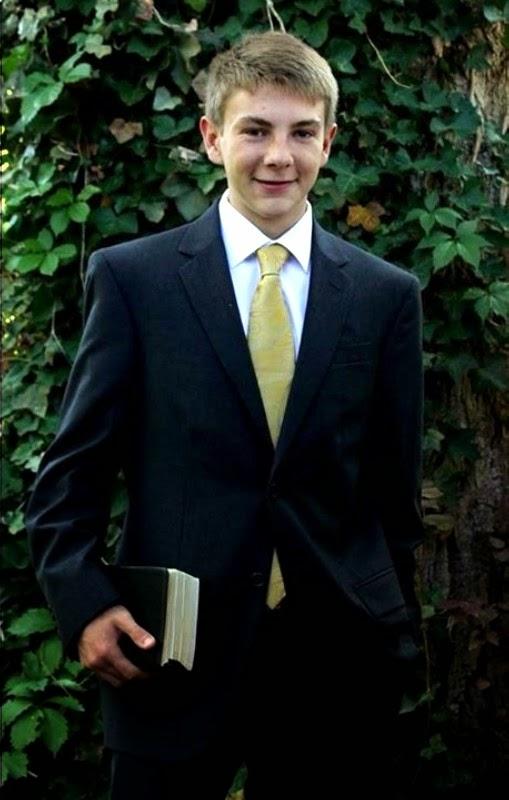 Elder Reuben Stuart Robertson