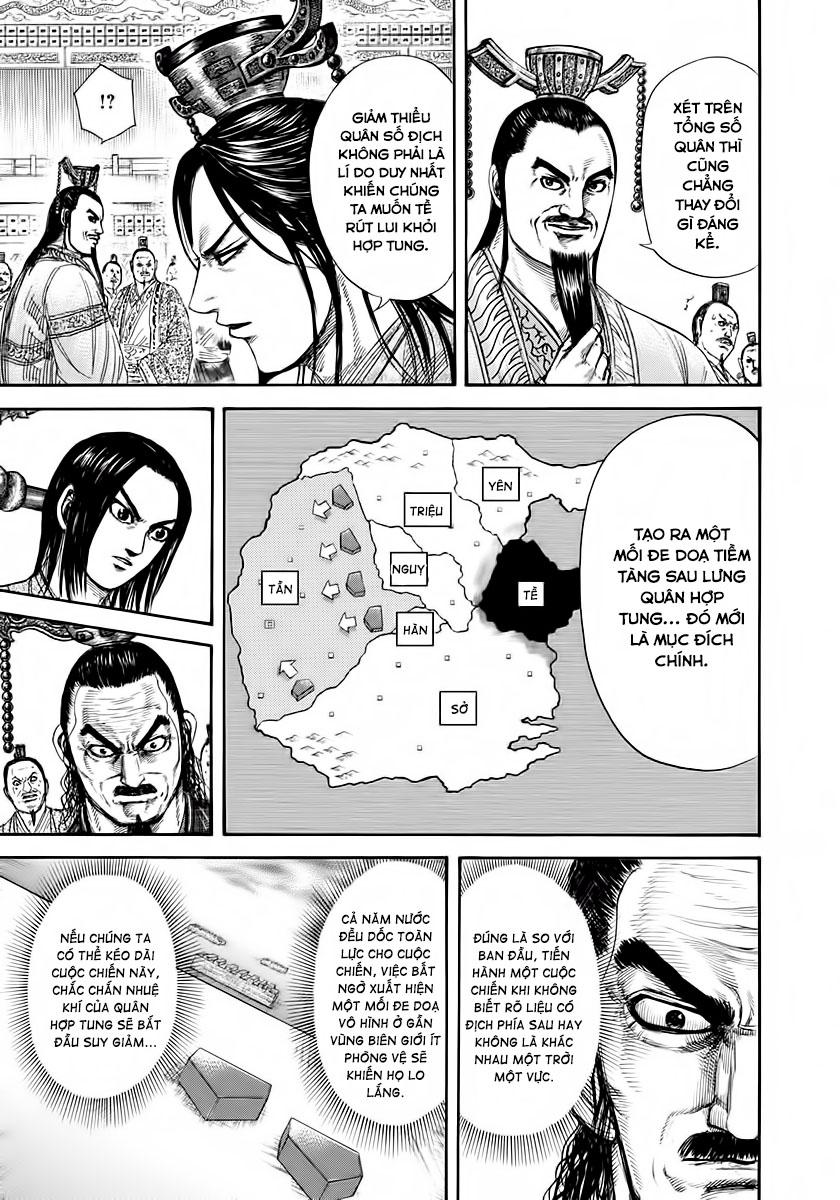 Kingdom – Vương Giả Thiên Hạ (Tổng Hợp) chap 265 page 14 - IZTruyenTranh.com