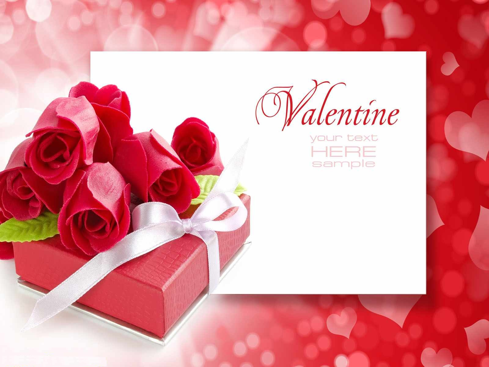 Happy valentines day hd wallpaper images greetings 2013 for What to put on a valentines card