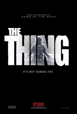 Watch The Thing 2011 BRRip Hollywood Movie Online | The Thing 2011 Hollywood Movie Poster