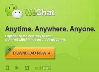 WeChat, Where the World Chats image