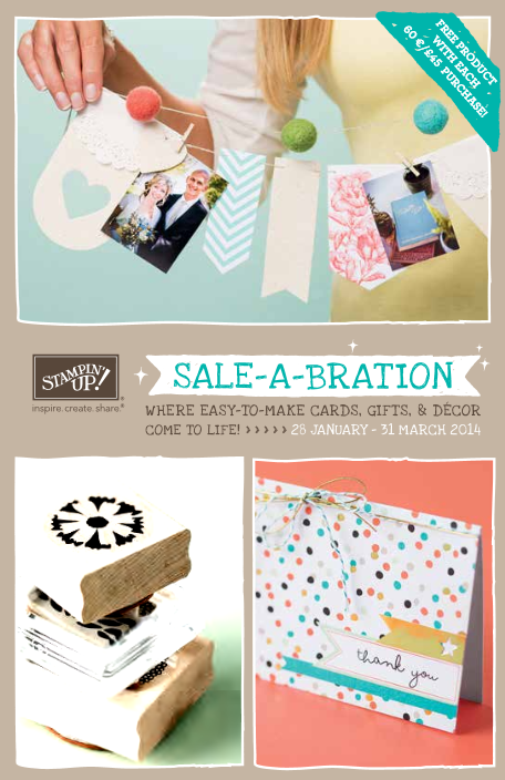 Sale-A-Brate with me