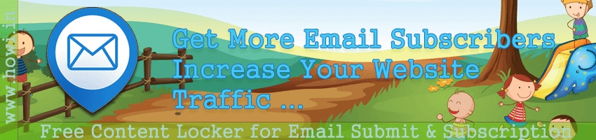 Email Content Locker