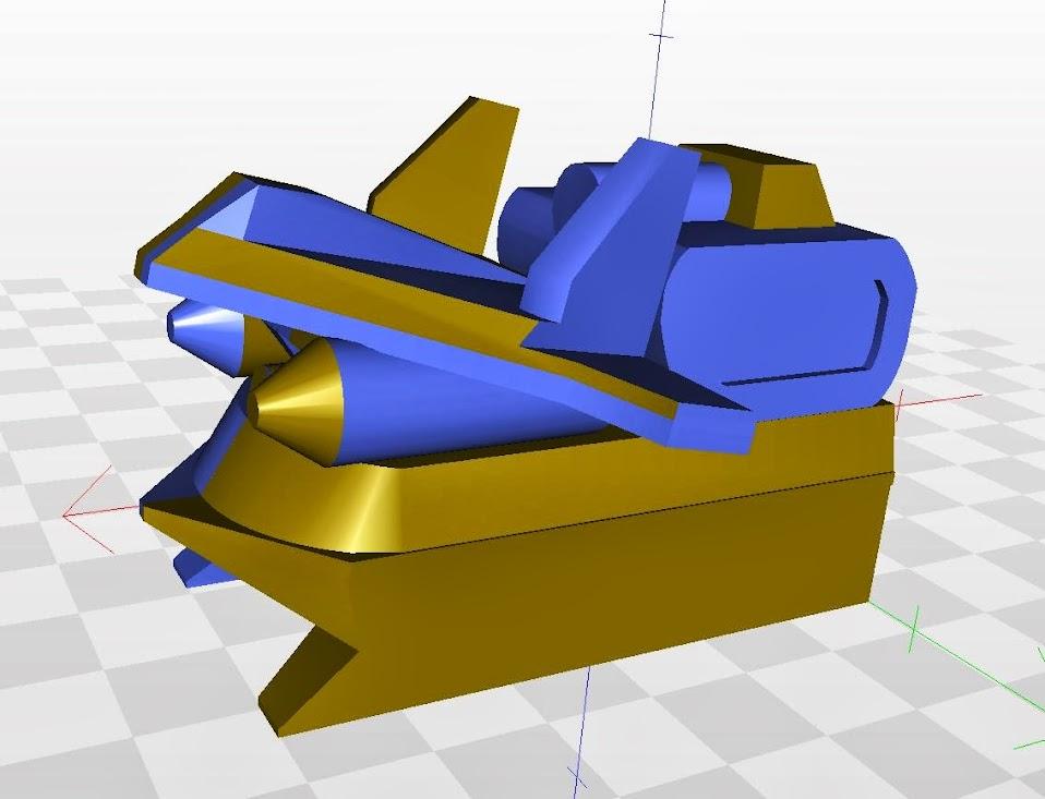 En el juego de mesa N-Go se puede utilizar el buque para trasladar por mar Tanques y Aviones.