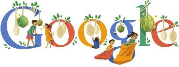 Google Doodle: Logo Google untuk Hari Kemerdekaan Indonesia 2012