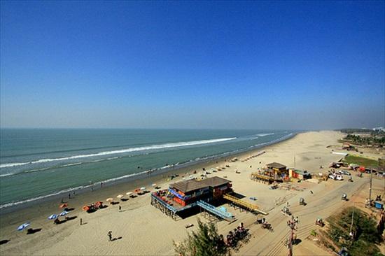 Tour to Inani Beach, Coxes-Bazar.
