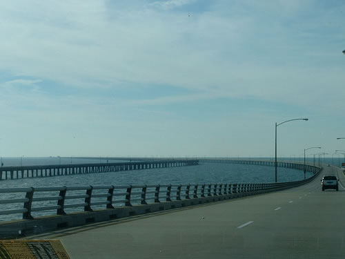 Most Lengthy Chesapeake Bay Bridge Tunnel