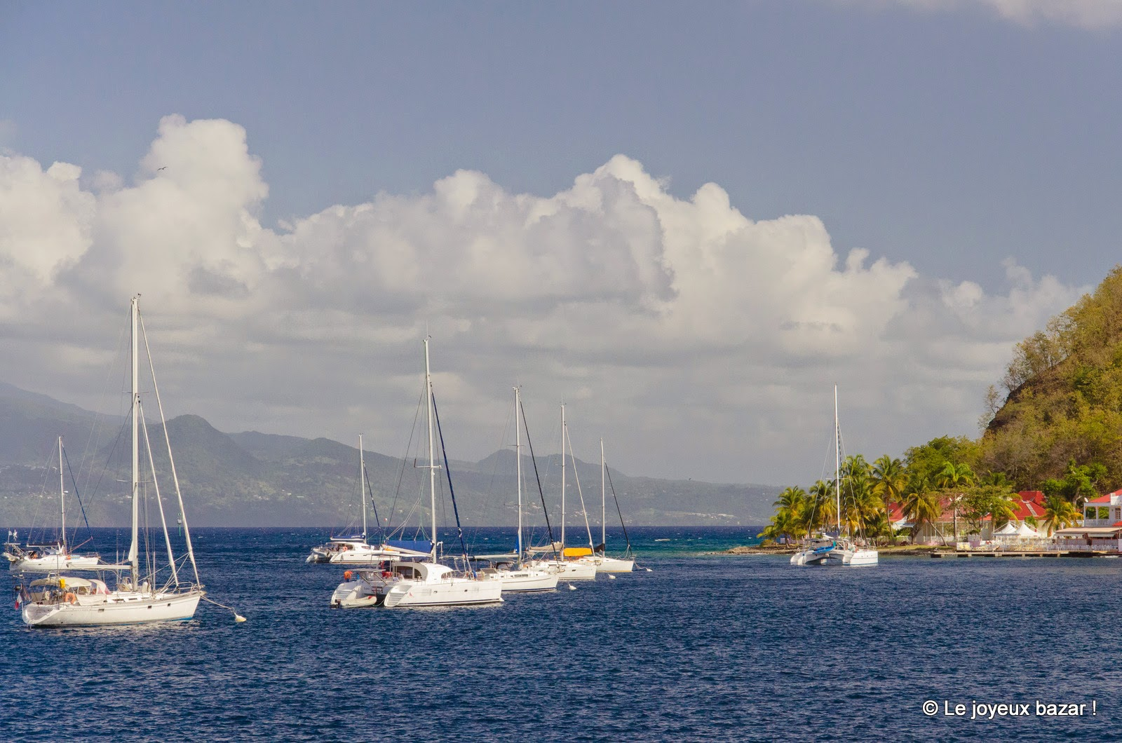 Guadeloupe - Les Saintes - Terre de Haut