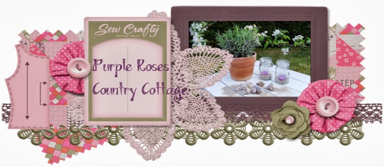 Purple Roses Country Cottage