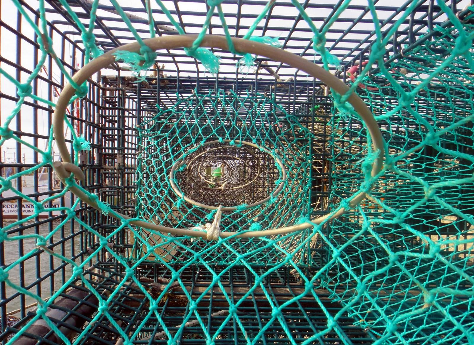 Joe\'s Retirement Blog: Lobster Traps, Westport Point, Westport ...