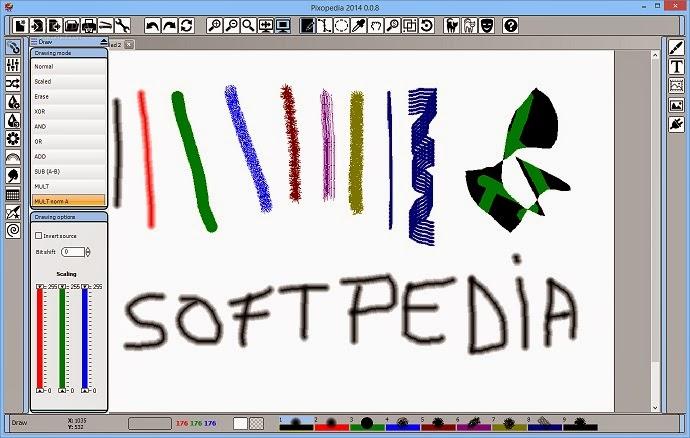 برنامج pixopedia 2014 للتعديل على الصور اخر اصدار