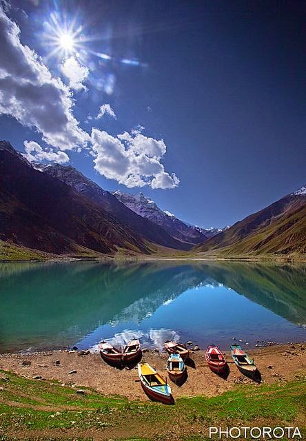LAKE SAIF-UL-MULUK PAKISTAN