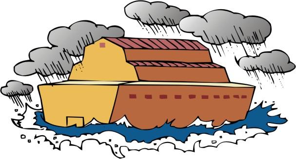 Clipart - Noah's Ark 2 title=