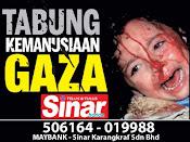 Menderma utk GAZA