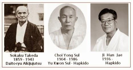 Hapkido, Sucesores de Choi Yong Sul