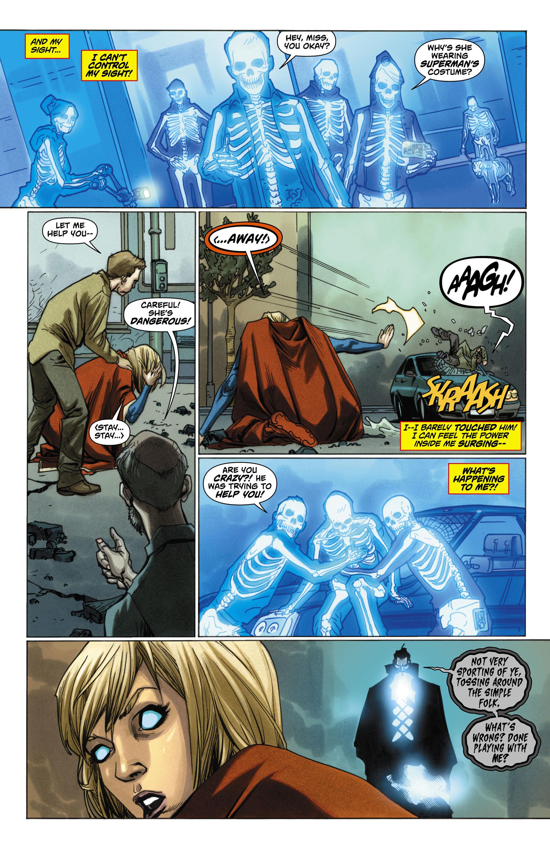 Supergirl (2011) Issue #9 #11 - English 11