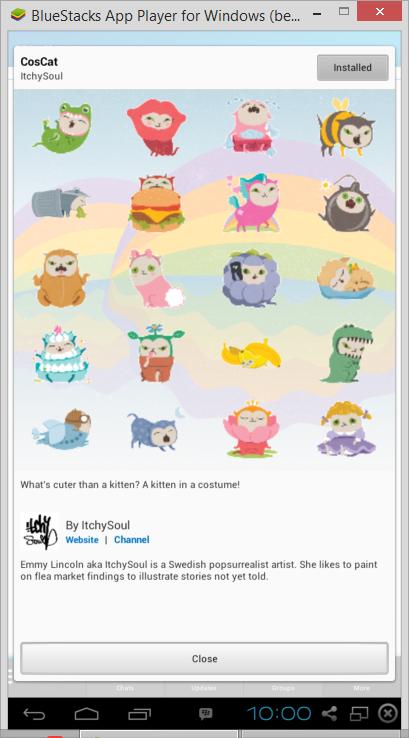 Cara Download Sticker Premium BBM Android Secara Gratis 6