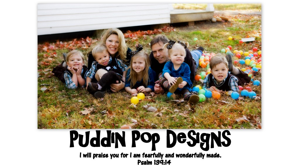 Puddin Pop Designs