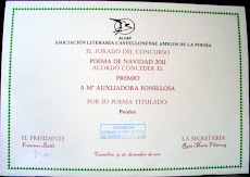 PREMIO ALCAP DE NAVIDAD 2012