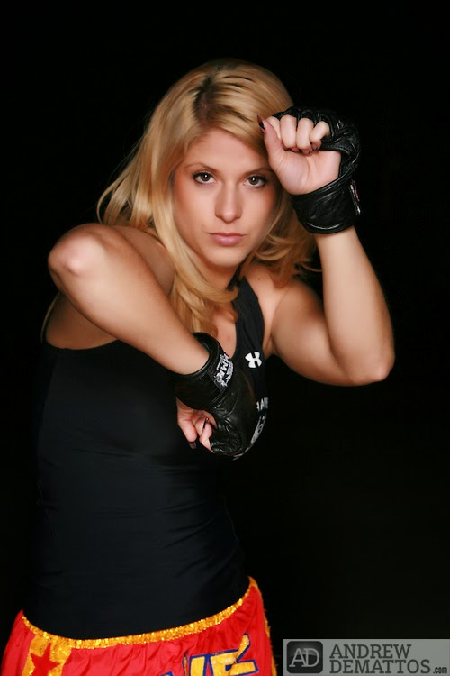 Angelica Chavez - Women MMA Fighters