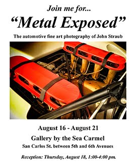 Carmel Gallery Show