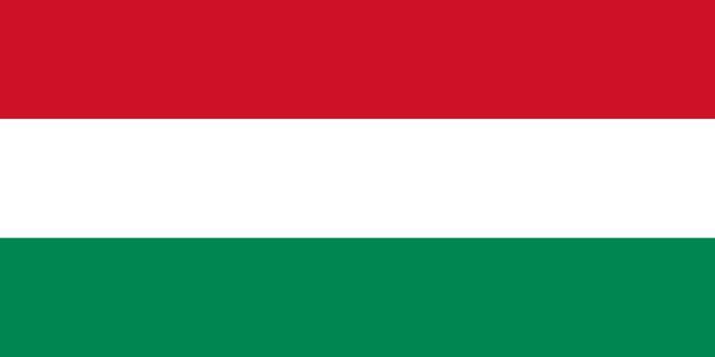 Bendera Negara Hongaria