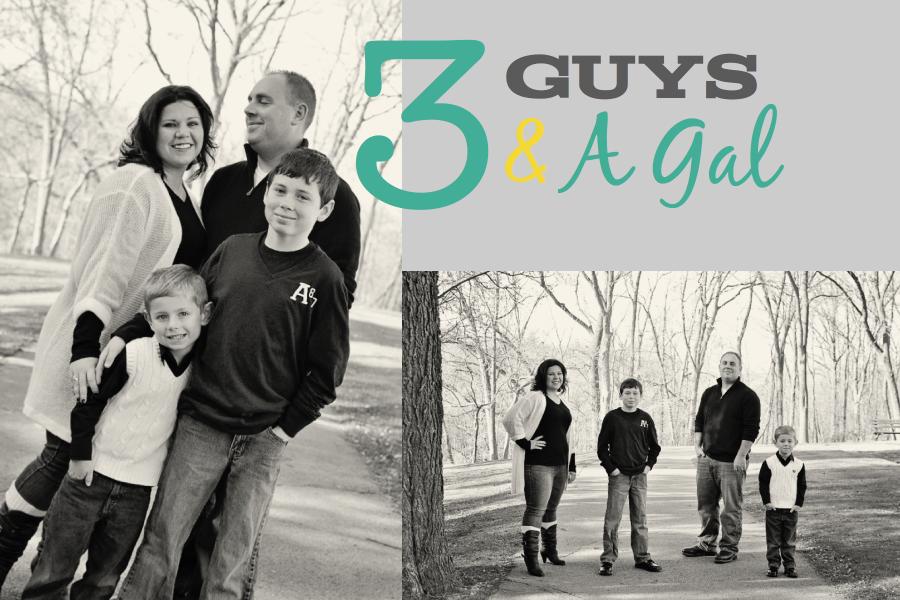 3 Guys & A Gal