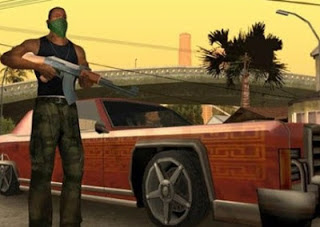 san andreas screen shot