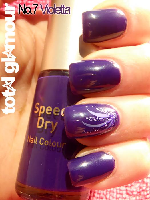 TOTAL GLAMOUR Nail Polish & Acrylic Nail & Nail Art Addict: Today\'s ...